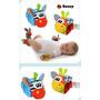 Juguete De Estimulación Para Bebes, Muñequitos Antialérgicos