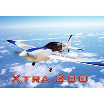 Mini Avião Nine Eagles Extra 300 Radio 2.4ghz 4ch Rc