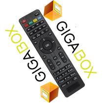 Controle Remoto Giga-box S1100 ( Pilhas E Capa)