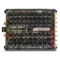 Crossover Equalizador Audio Control 3 Vias Soundigital