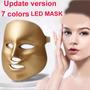 Máscara De Belleza Anti Acné, Anti Envejecimiento.7 Colores