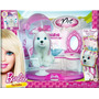 Barbie Pet Salon Nuevo Original De Tv Zona Devoto Video Adj.