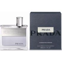 Perfume Prada Amber Pour Homme Edt50ml - Masculino