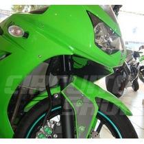 Protetor Adesivo Relevo Paralama Moto Kawasaki Ninja 250