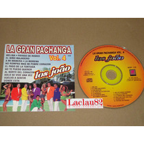 Los Joao La Gran Pachanga Vol 4 - 1997 Balboa Records Cd