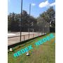 Rede De Proteção Lateral E Fundo Quadra Campo Futsal Society