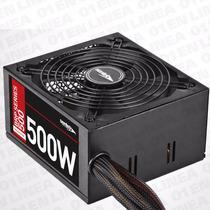 Fuente Pc 500w Reales Atx Sentey 500w Gamer Pcie 30a Brp500