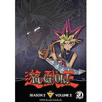 Yu-gi-oh! Dvd Temporada 3 Dvd Triple Nuevo Manga Anime Narut