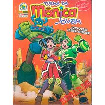 Revista Turma Da Monica Jovem 03 Novos Desafios Usada