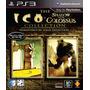 Jogo Ico E Shadow Of The Colossus - Ps3 Midia Fisica Lacrada