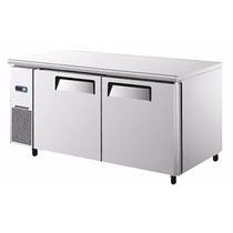 Refrigerador Para Bar Dos Puertas A.inoxidable Atosa Mgf8402