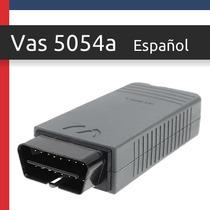 Escaner Vas 5054a, Vw Audi Seat, Español, Usb, Odis, Vag