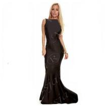 Natassja Na-6743 Vestido Sirena Elegant