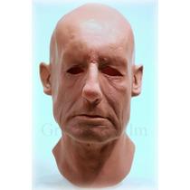 Máscara Espuma Latex Super Realista Homem Robin Profissional