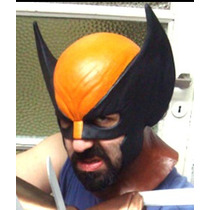 Mascara Wolverine, Para Disfraz, Careta X-men, Hugh Jackman