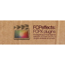 Fcp - Final Cut Pro X - Plugins E Efeitos