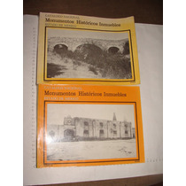 Libro Estado De Mexico, Monumentos Historicos Inmuebles Cat