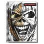 Caderno Iron Maiden - 1 (uma) Matéria