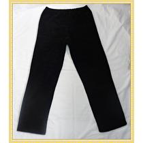 Pantalón Calza Corderoy Elastizado Talles Grandes P Gorditas