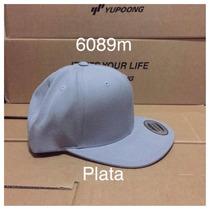 Cachucha Gorra Lisa Yupoong Flexfit 6089m Classic Snapback