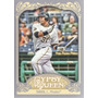 Kp3 Jose Tabata 2012 Topps Gypsy Queen # 111 Pittsburgh