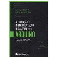 Livro - Automação E Instrumentação Industrial Com Arduino