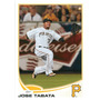 Kp3 Jose Tabata 2013 Topps # 31 Pittsburgh