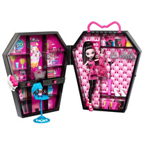 Draculaura Closet Monster High Accesorios Originales Mattel