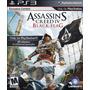 Assassins Creed Iv Black Flag Ps3 Original Físico En Disco