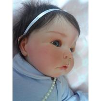 Carol Bebê Reborn Kit Luca Barato 100% Aprovado