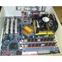 Kit Rockola Procesador Y Motherboard 775 Sata + 1gb Ram