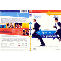 Dvd Atrapame Si Puedes Catch Me If You Can Leonardo Tom Hank