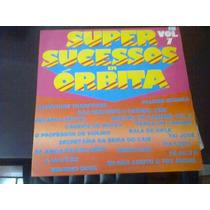 Lp Super Sucessos Em Órbita - Vol 7.