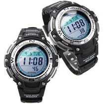 Relógio Casio Outgear Sgw-100 Bússola Digital Termômetro