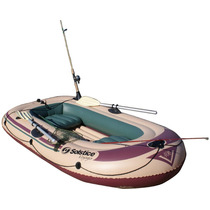Lancha Inflable 4 Personas Solstice Voyager Bote