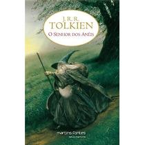 O Senhor Dos Anéis Livro J. R. R. Tolkien Volume Unico