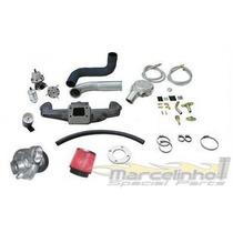 Kit Turbo Opala 4cc 2.5 ( Coletor De Ferro Fundido)