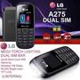 Telefono Celular Lg Doble Sim A275 Liberado 2 Lineas