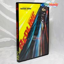 Redline Carrera Mortal, Dvd Region 4 Español Latino Original