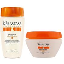 Kérastase - Nutritive - Máscara - 200ml E Shampoo - 250ml