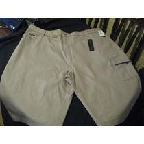 Shorts Bermudas Fubu Talla W52 Impecable Sin Uso Nuevos