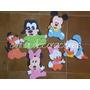 Figuras De Mickey En Goma Eva. 35cm $90. 60cm $160