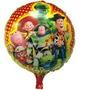 Globo Metalizado De Toy Story De 18 Pulgadas