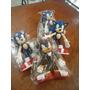Sonic Figura De 4cm,shadow 4cm Cada Uno