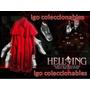 Disfraz Capa Hellsing Anime Igo Coleccionables!
