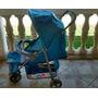 Carrinho Para Bebê Passeio 3 Rodas Disney Pooh