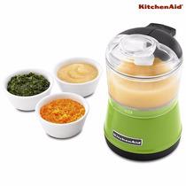 Procesador De Alimentos 3.5 Tazas Kitchenaid Kfc3511 Colores