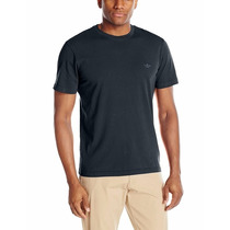 Franela Dockers Talla M 100% Cotton Color Negro