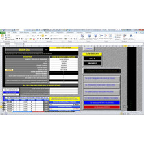 Calculo De Prestaciones,plantilla En Excel