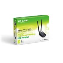 Usb Wifi Tp-link Rompemuros Alta Potencia 2 Watts 300mb